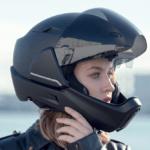 Cascos de moto futuristas