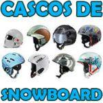 Cascos snowboard