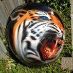 Cascos tiger