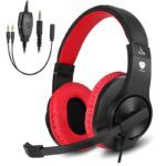 Cascos gamer nintendo switch