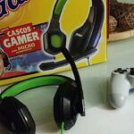 Cascos youtuber colacao ps4